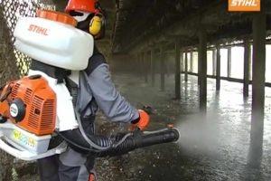 Disinfectant Mist Blower